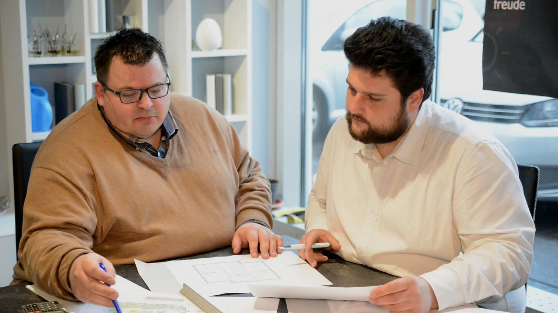 Auch bei Anpassungen oder Erweiterungen z.B. bei einem Wohnungswechsel stehen wir an Ihrer Seite.